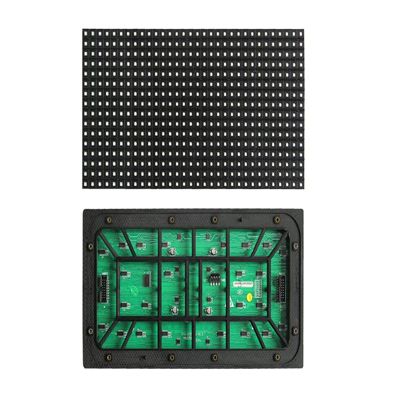 室外P10manx万博LED显示屏