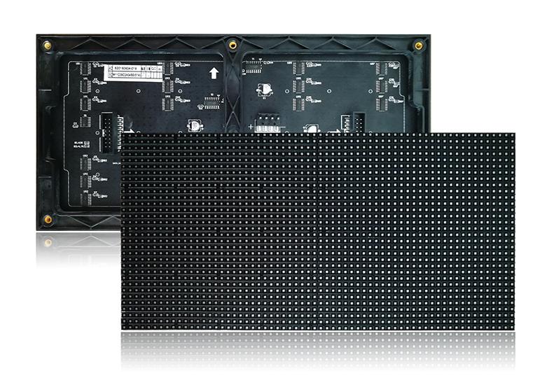 室外P4manx万博LED显示屏
