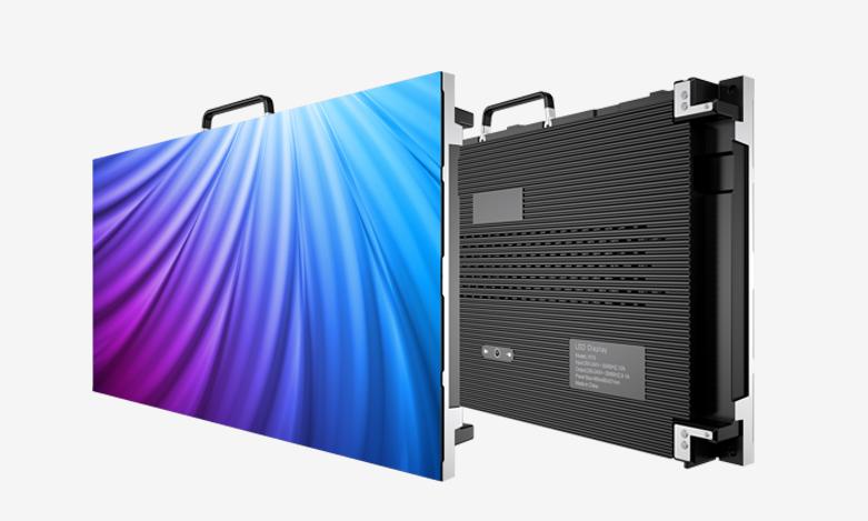 室内P0.9375manx万博LED显示屏